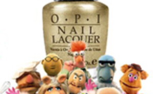 OPI The Muppets collectie feestdagen 2011
