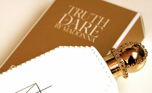 Madonna Truth or dare eau de parfum review & win!