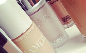 Editor's tip - Mix'n Match foundations, highlighters en bronzers