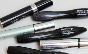 Mijn high end mascara aanraders! Le volume de Chanel, Lancome Hypnose drama en meer...