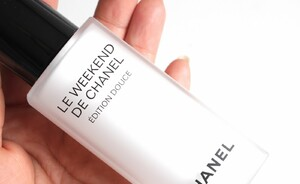 Le Weekend de Chanel Édition douce - milder exfoliëren