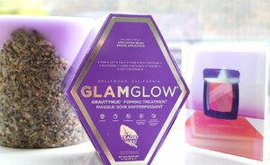 Platinum op je gezicht? GlamGlow Gravitymud Firming Treatment