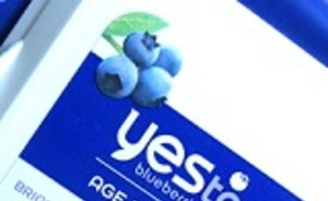 Nieuw: Yes To Blueberries!