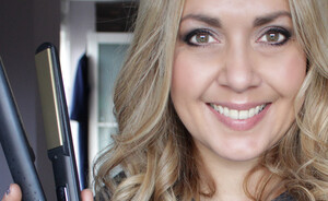 Video - krullen maken met de ghd styler (& review)