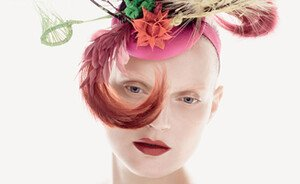 MAC X Philip Treacy collectie - spring 2015