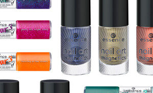 Essence nail art assortiment update lente/zomer 2012