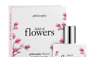 Let your love blossom met Philosophy!