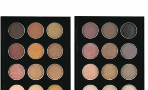 MAC Nude eyeshadow X 15 palettes - love it!