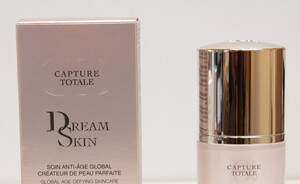 Dior Capture Totale Dreamskin - zonder make-up toch een perfecte huid