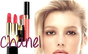 Le rouge Chanel - Collection variation