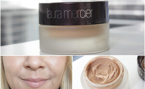 Foundation review - Laura Mercier Creme Smooth foundation