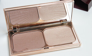 Charlotte Tilbury Filmstar Bronze & Glow - face sculpt & highlight
