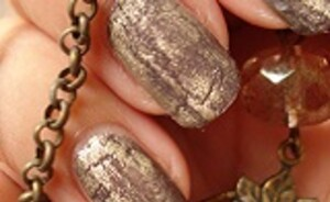 How to: Antique nails