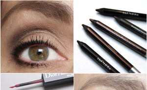 Beauty dilemma - vloeibare eyeliner of oogpotlood?