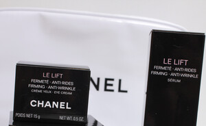 Tried & tested - Chanel Le lift serum & oogcreme