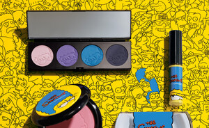 MAC The Simpsons collectie NL release 13 september 2014 (exclusief in Amsterdam, Den Haag & online)