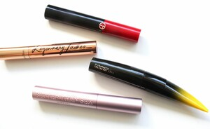 Mascara's in de test - Too Faced Better than sex, MAC Instacurl, Charlotte Tilbury Legendary Lash & Armani Eccentrico