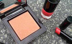 Oriental Dream make-up look met Rituals + swatches