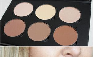 Anastasia Bevery Hills Contour Kit - review & swatches