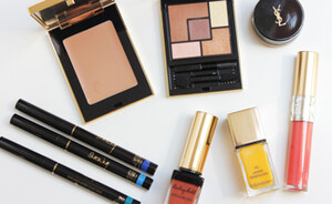 Yves Saint Laurent Saharienne zomer look 2015 - review, swatches & look