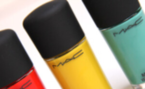 Shop/cook MAC nagellakjes - swatches