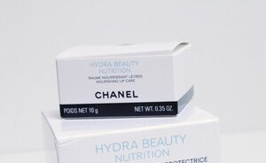 Chanel Hydra Beauty Nutrition - comfortabele creme & voedende lipbalm