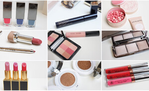 Mijn make-up musthaves van lente 2015