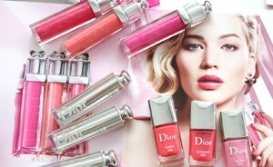 Dior Addict The New Ultra-gloss - swatches Cruise, Ultradior & Cosmic gloss, nagellak & lipstick