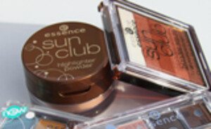 Essence Sun Club, review & swatches