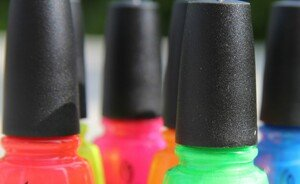 China Glaze Summer Neons - swatches deel 1