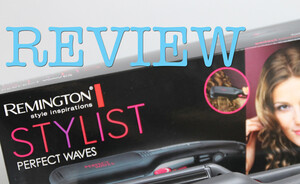 Remington Perfect waves - voor beachy hair in 5 minuten