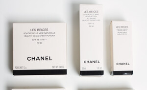 Chanel Les Beiges healthy glow multi-colour & all-in-one fluid - review