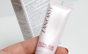 Tried & tested - Lancaster Total age correction complete anti-aging eye cream SPF 15