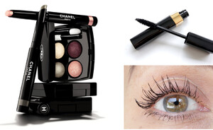 Chanel Eyes collection 2016 - Dimensions de Chanel mascara review