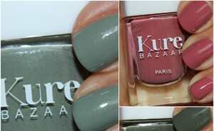 Kure Bazaar - Khaki, Boyfriend & So vintage swatches