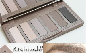 Urban Decay Naked Basics 2 - review, swatches en een look