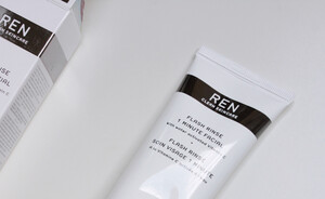 Tried & tested - REN skincare 1 minute facial