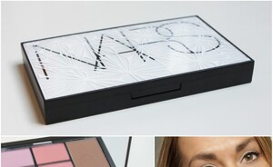 NARS Virtual Domination cheek palette - review en swatches