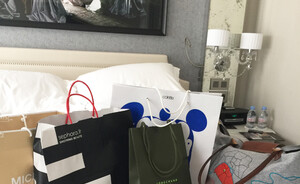 Shoplog Parijs met &Other Stories, Longchamp, Michael Kors & Nike