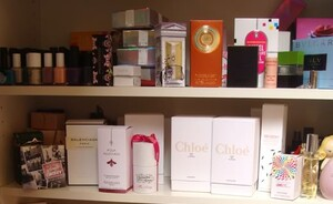 Perfume anyone? My stash.....