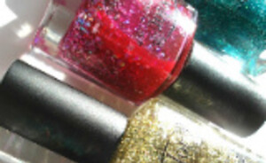 Glitter, Glitter en nog eens glitter by Color Club