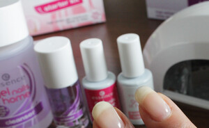 Essence Gel nails at home - how to & review (met filmpje)