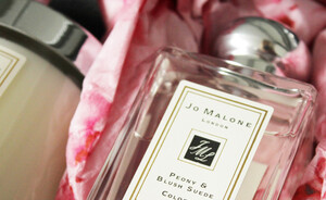 The essence of charm : Jo Malone Peony & Blush suede cologne