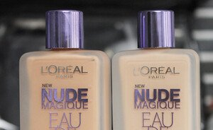 Budget friendly dupe alert : L'Oréal Paris Nude Magique Eau de teint