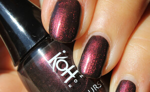 KOH Galaxy nagellak collectie - swatches & review