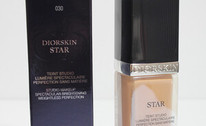 Foundation review Diorskin Star studio makeup SPF30 long wear