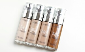 Foundation review - L'Oréal Paris True Match super-blendable foundation