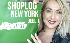 Shoplog New York deel 1 - shoppen bij Sephora & Space NK