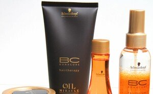 Schwarzkopf professional BC Oil Miracle line