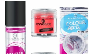 Essence trend edition Colour arts - NL september 2012